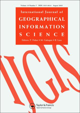 International Journal of Geographical Information Science template (Taylor and Francis)