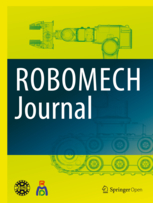 ROBOMECH Journal template (Springer)