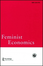 Feminist Economics template (Taylor and Francis)