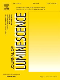 Journal of Luminescence template (Elsevier)