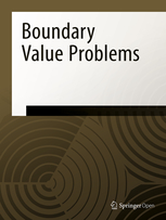 Boundary Value Problems template (Springer)
