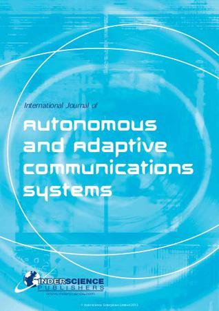 International Journal of Autonomous and Adaptive Communications Systems template (Inderscience Publishers)