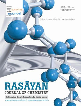 RASAYAN Journal of Chemistry template (RASAYAN Journal of Chemistry)