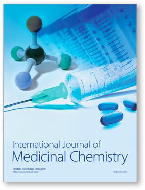International Journal of Medicinal Chemistry template (Hindawi)