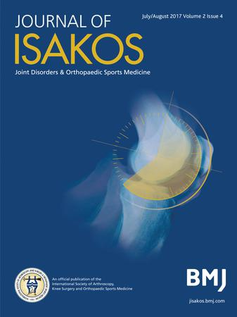 Journal of ISAKOS: Joint Disorders & Orthopaedic Sports Medicine template (BMJ Publishing Group)