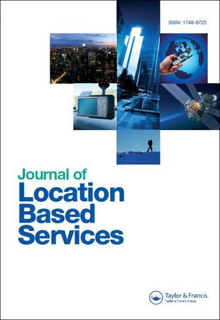 Journal of Location Based Services template (Taylor and Francis)