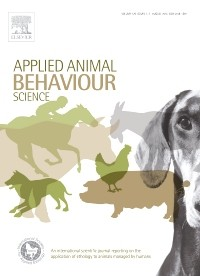 Applied Animal Behaviour Science template (Elsevier)