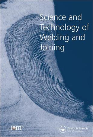 Science and Technology of Welding and Joining template (Taylor and Francis)