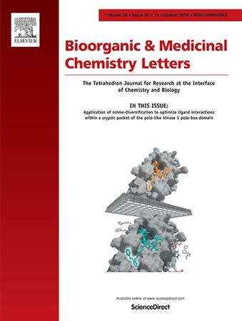 Bioorganic & Medicinal Chemistry Letters template (Elsevier)