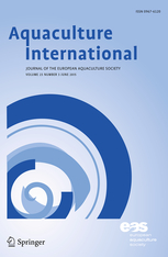 Aquaculture International template (Springer)