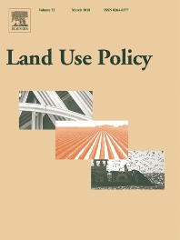 Land Use Policy template (Elsevier)