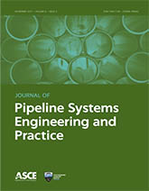 Journal of Pipeline Systems Engineering and Practice template (American Society of Civil Engineers)