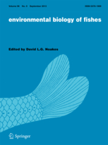 Environmental Biology of Fishes template (Springer)