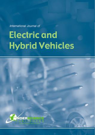 International Journal of Electric and Hybrid Vehicles template (Inderscience Publishers)