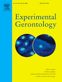 Experimental Gerontology template (Elsevier)