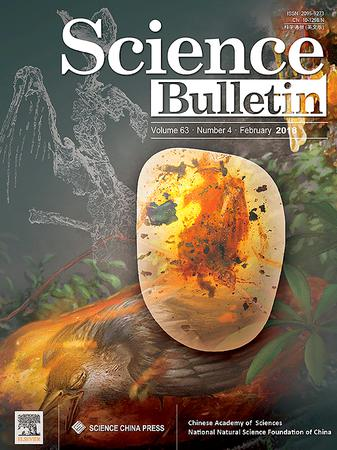 Science Bulletin template (Elsevier)