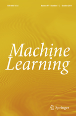 Machine Learning template (Springer)