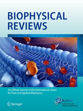 Biophysical Reviews template (Springer)
