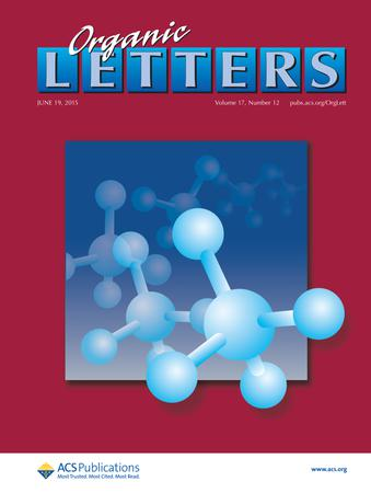 Organic Letters template (American Chemical Society)