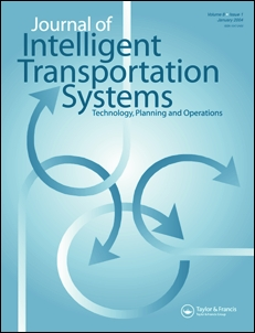 Journal of Intelligent Transportation Systems template (Taylor and Francis)