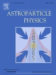 Astroparticle Physics template (Elsevier)