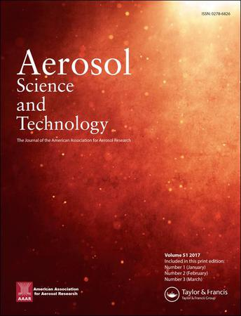 Aerosol Science and Technology template (Taylor and Francis)