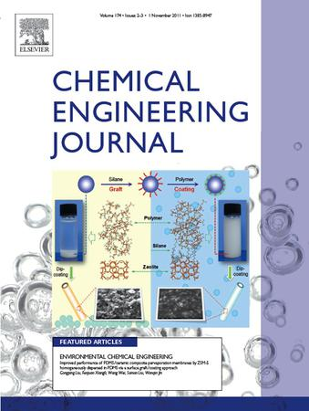 Chemical Engineering Journal template (Elsevier)
