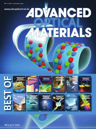 Advanced Optical Materials template (Wiley)