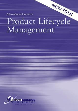 International Journal of Product Lifecycle Management template (Inderscience Publishers)