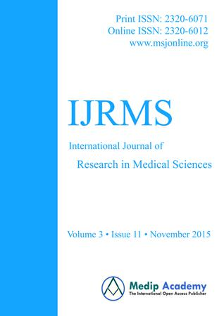 International Journal of Research in Medical Sciences template (Medip Academy)
