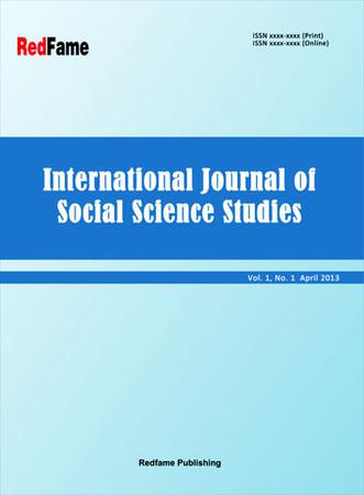 International Journal of Social Science Studies template (RedFame)