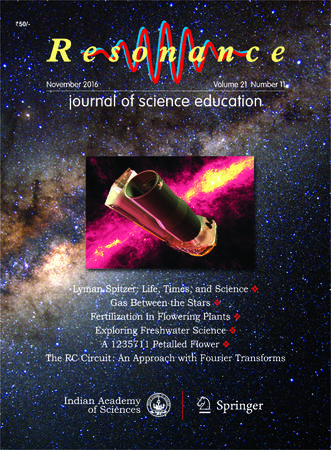 Resonance - Journal of Science Education template (Indian Academy of Sciences)