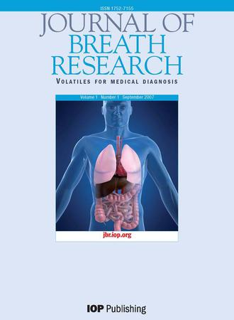 Journal of Breath Research template (IOP Publishing)