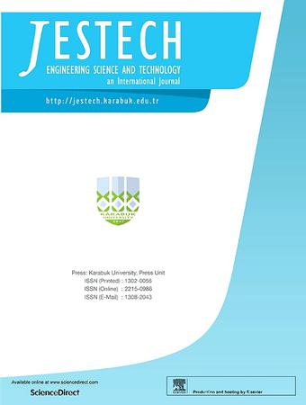 Engineering Science and Technology, an International Journal template ( an International Journal)