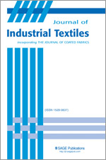 Journal of Industrial Textiles template (SAGE)