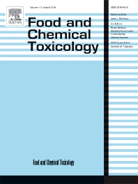 Food and Chemical Toxicology template (Elsevier)