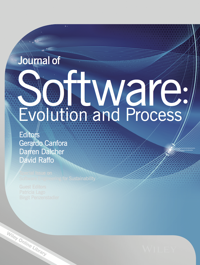 Journal of Software: Evolution and Process template (Wiley)