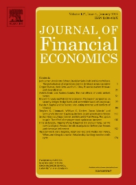 Journal of Financial Economics template (Elsevier)
