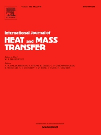 International Journal of Heat and Mass Transfer template (Elsevier)