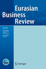 Eurasian Business Review template (Springer)