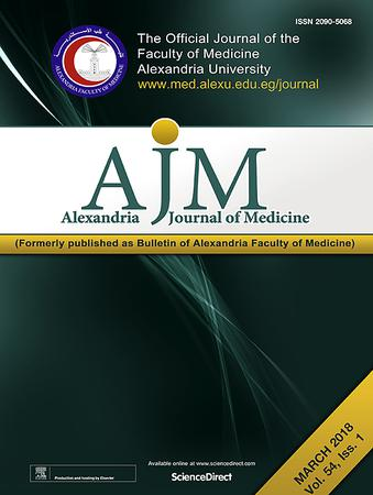 Alexandria Journal of Medicine template (Elsevier)