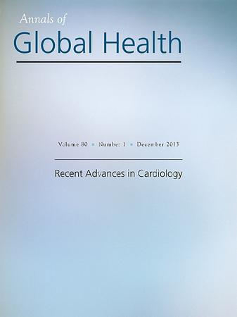 Annals of Global Health template (Elsevier)