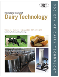 International Journal of Dairy Technology template (Wiley)