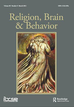 Religion, Brain and Behavior template ( Brain and Behavior)