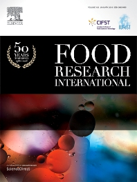 Food Research International template (Elsevier)