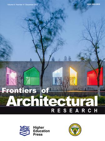 Frontiers of Architectural Research template (Elsevier)