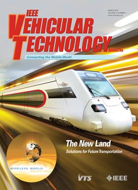 IEEE Vehicular Technology Magazine template (IEEE)