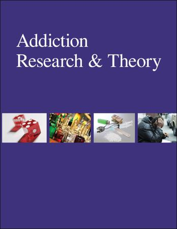 Addiction Research and Theory template (Taylor and Francis)