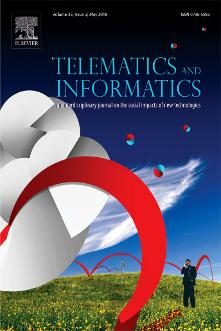 Telematics and Informatics template (Elsevier)