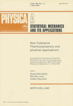 Physica A: Statistical Mechanics and its Applications template (Elsevier)